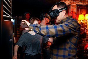 Виртуальная реальность - Oculus Rift
